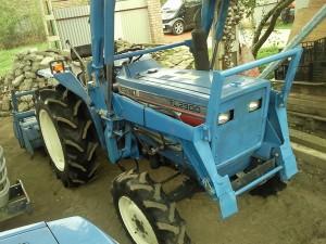 Iseki TL2300